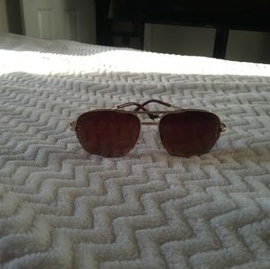 Juicy couture Aviator pilot sunglasses